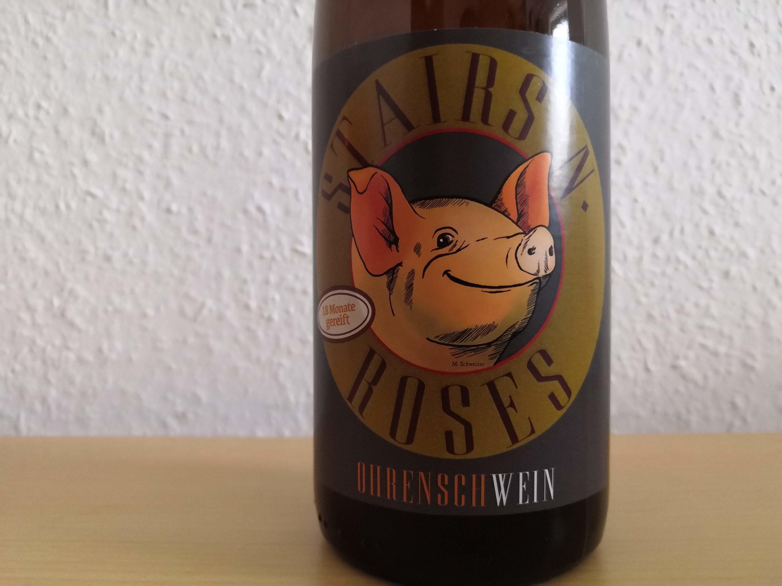 2018er Ohrenschwein