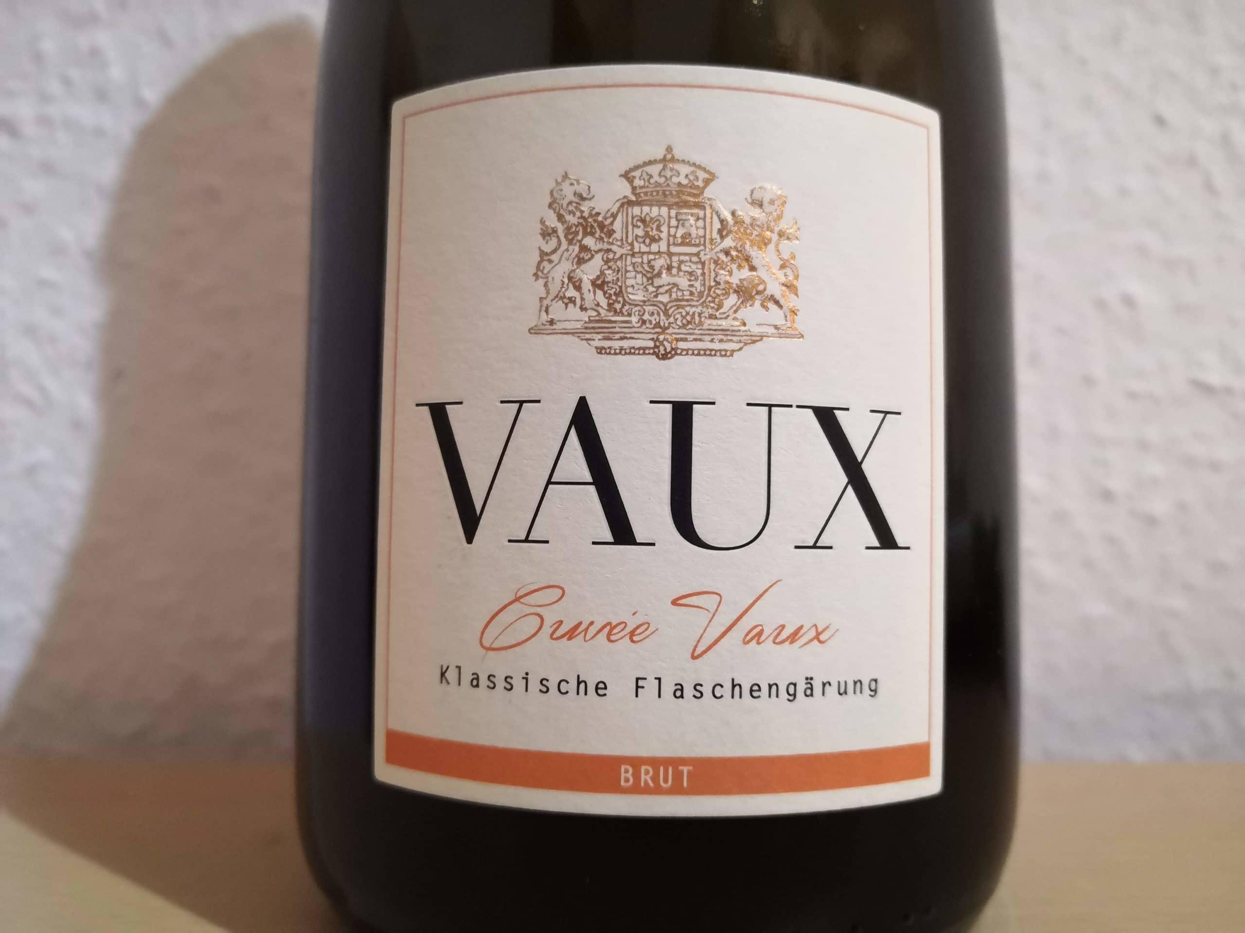 2016er Cuvée Vaux Brut
